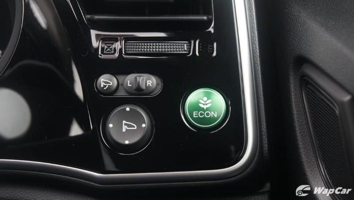 2018 Honda City 1.5 Hybrid Interior 009