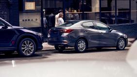 2020 Mazda 2 Sedan Public Exterior 004
