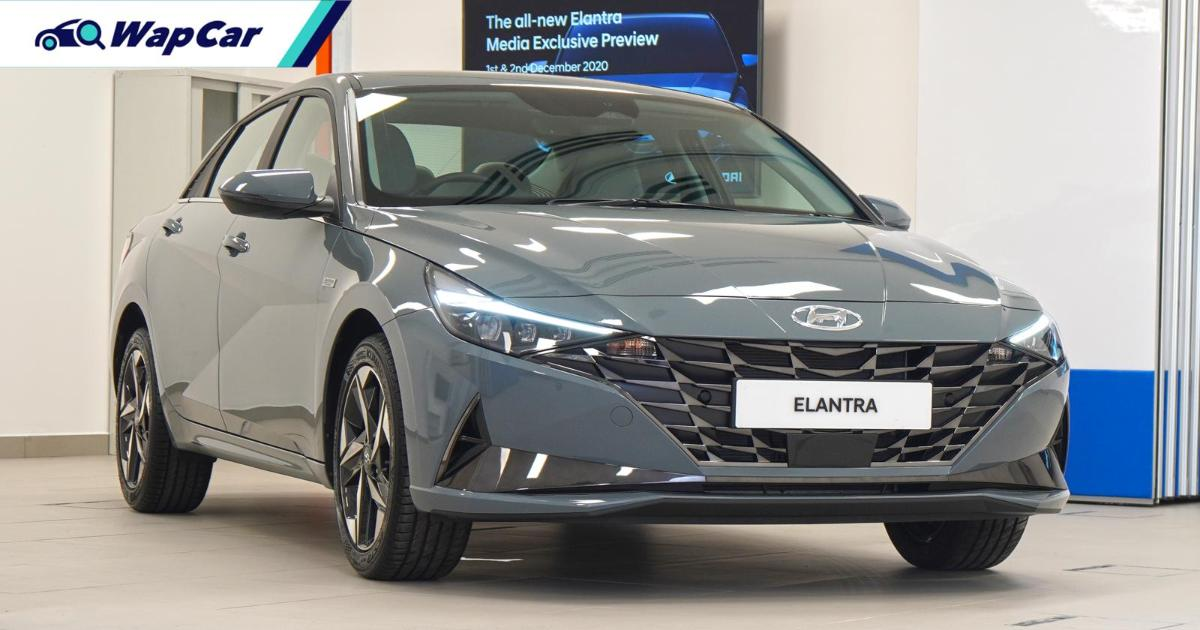 2021 Hyundai Elantra launch party set on 10 December 2020! You're invited 01