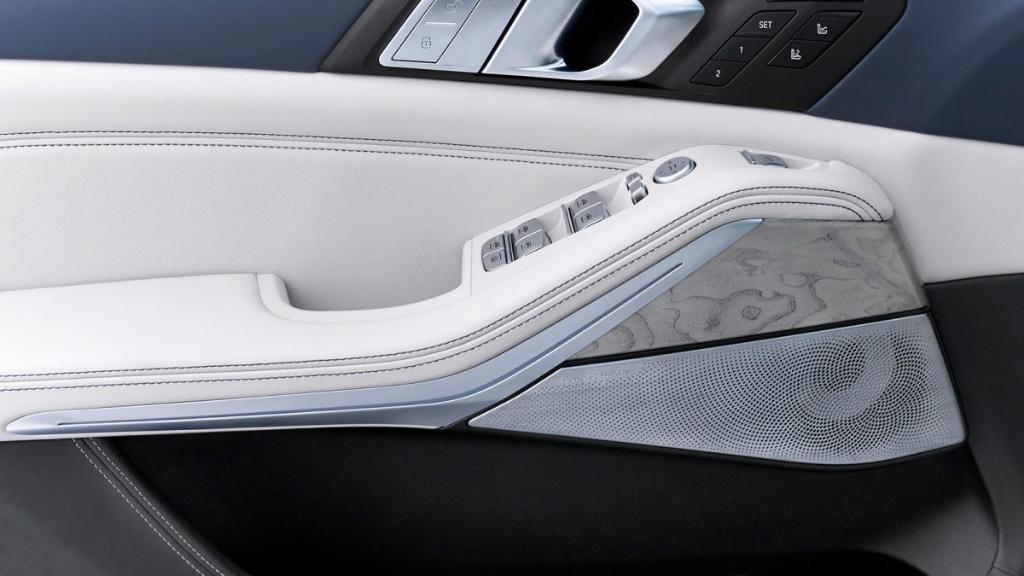 BMW X7 (2019) Interior 009
