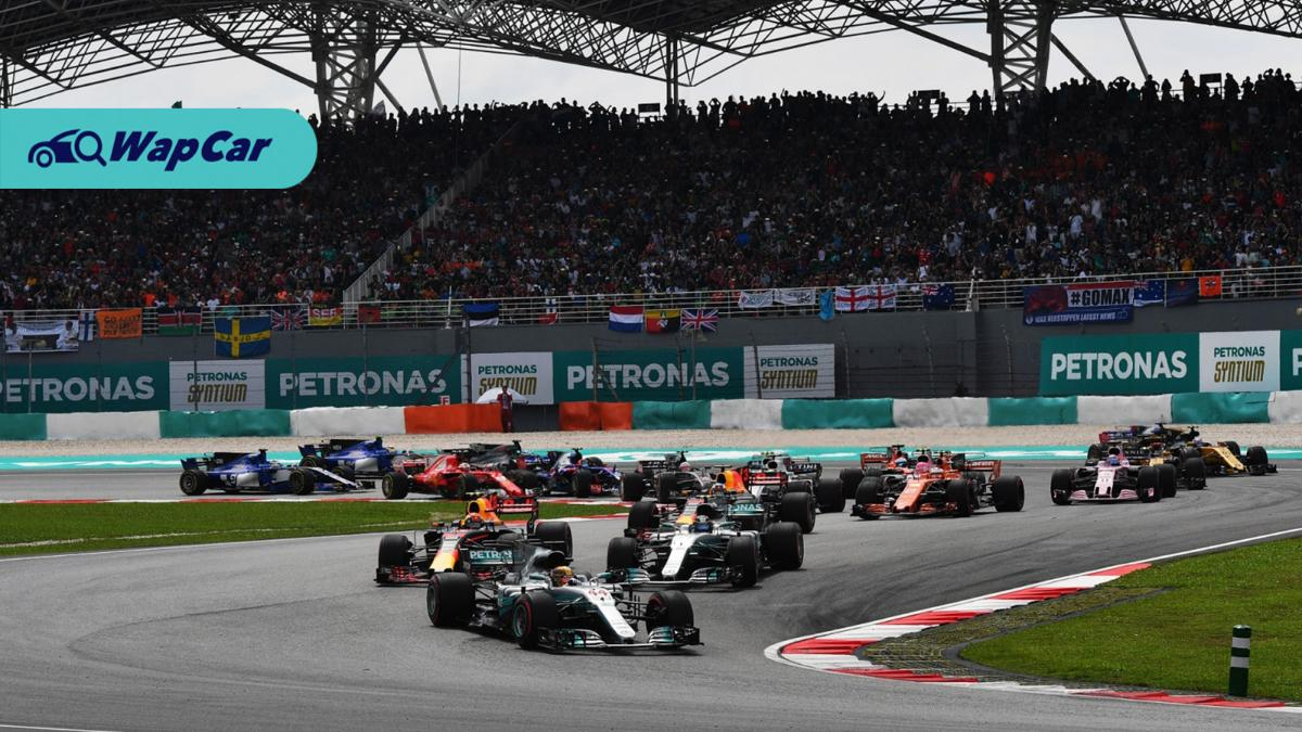 Pelumba F1 negara baru Tunggu 20 tahun lagi, kata CEO Litar Antarabangsa Sepang SIC   Wapcar
