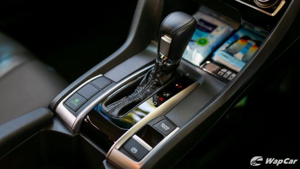 2018 Honda Civic 1.5TC Premium Interior 066