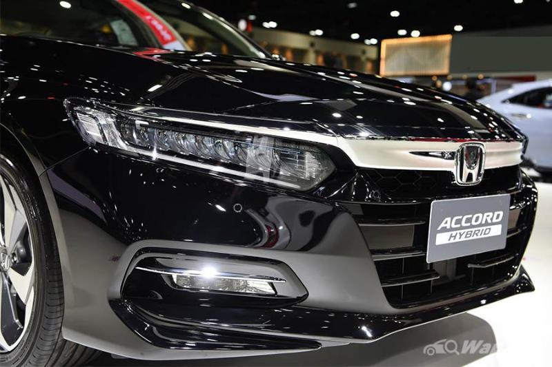 Live Photos: 2020 Honda Accord on display at Bangkok Motor Show 02