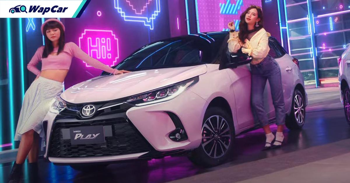 Can the 2021 Toyota Yaris Play finally beat the City Hatchback's coolness? 01