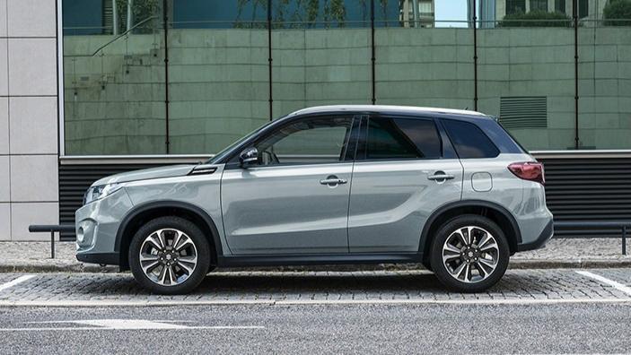 Suzuki Vitara (2018) Exterior 005