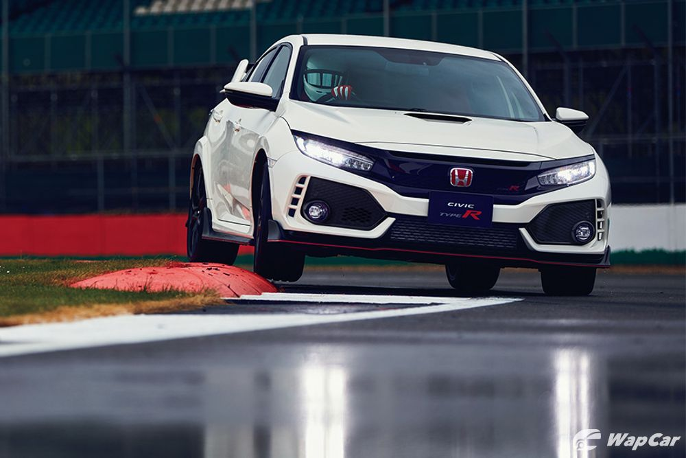 Rumours: Next Honda Civic Type R to be launched in 2022, 400 PS with NSX tech! 02