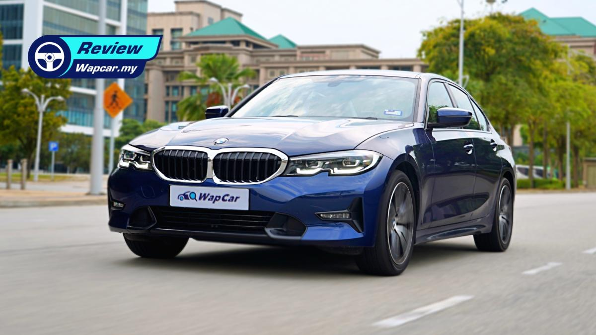 Review: 2020 (G20) BMW 320i Sport – Drives superbly, but at what cost? 01