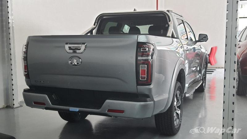 GWM Pao is in Malaysia and it wants to shift your attention from the Hilux 02