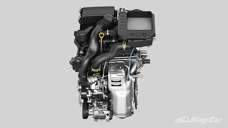 Perodua Ativa (D55L) fuel consumption, lower than Proton X50 & Aruz, up to 680 km per tank 02