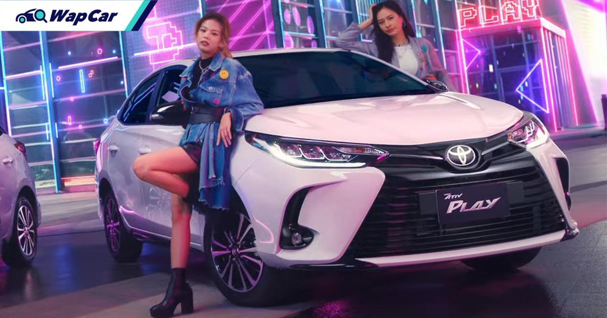 Thais get 2021 Toyota Yaris Ativ/Vios Play variant, Honda City tickled pink or afraid? 01