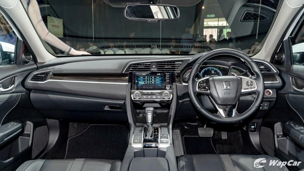 2020 Honda Civic 1.5 TC Premium Interior 070