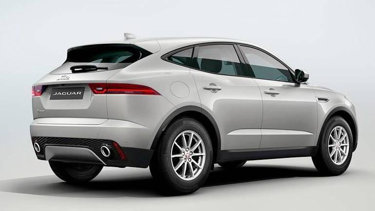 Jaguar E-Pace (2017) Exterior 006
