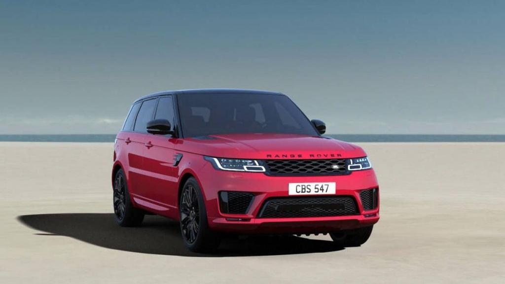 Land Rover Range Rover Sport (2017) Exterior 005