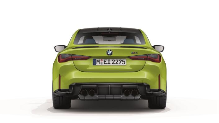 2021 BMW M4 Competition Coupe Exterior 004