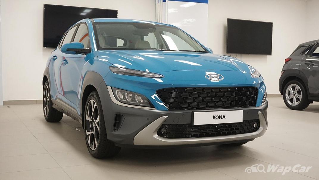 2021 Hyundai Kona 2.0 Active Exterior 002