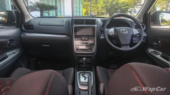 2019 Toyota Avanza 1.5S+ Interior 002