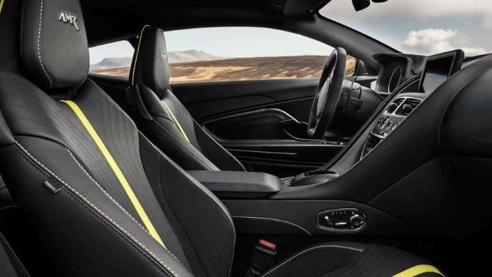 Aston Martin DB11 (2018) Interior 005