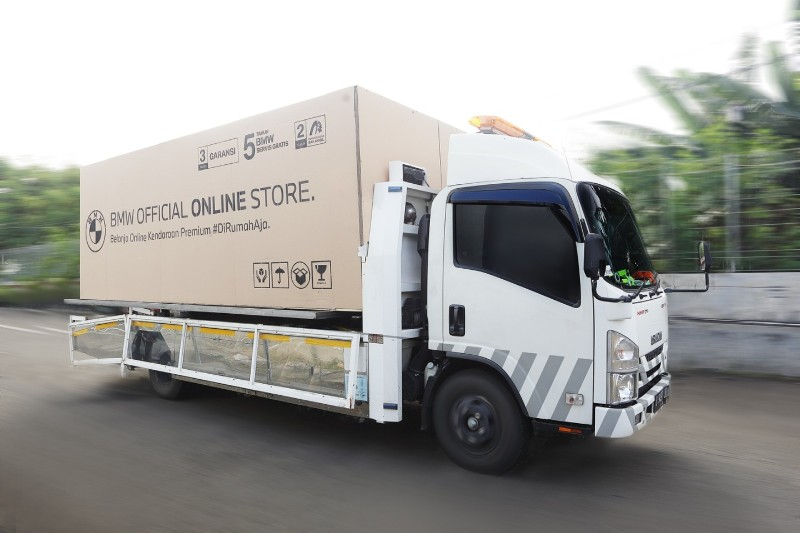 This is how BMW Indonesia is delivering cars during Covid-19 02