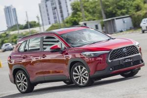 Toyota Corolla Cross 2021 – baloi beli dari Subaru XV dan Honda HR-V?