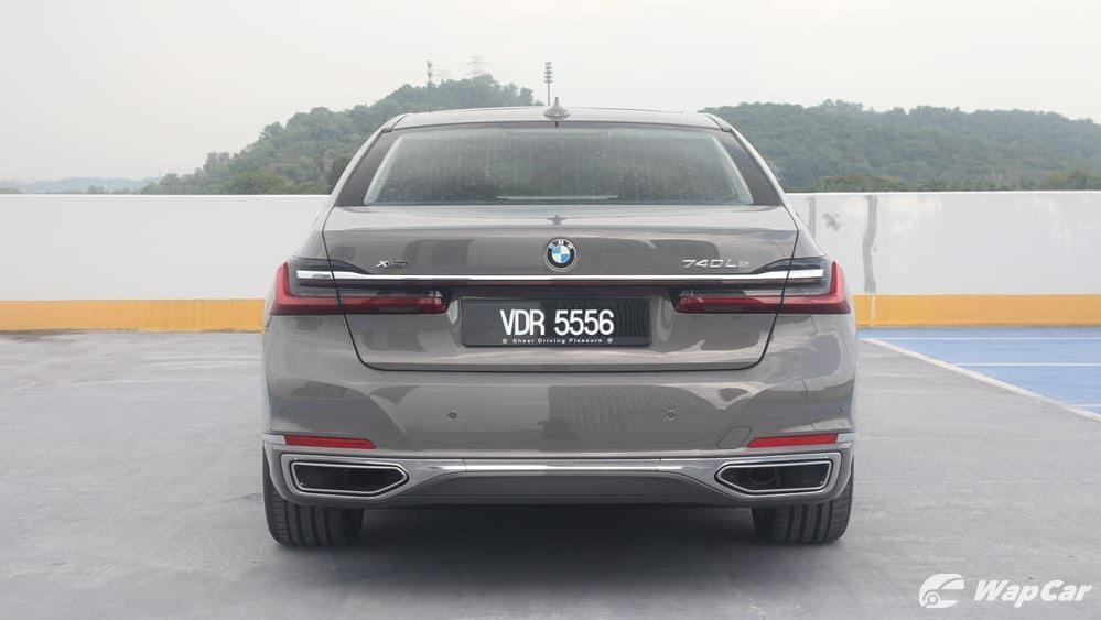 2019 BMW 7 Series 740Le xDrive Exterior 006