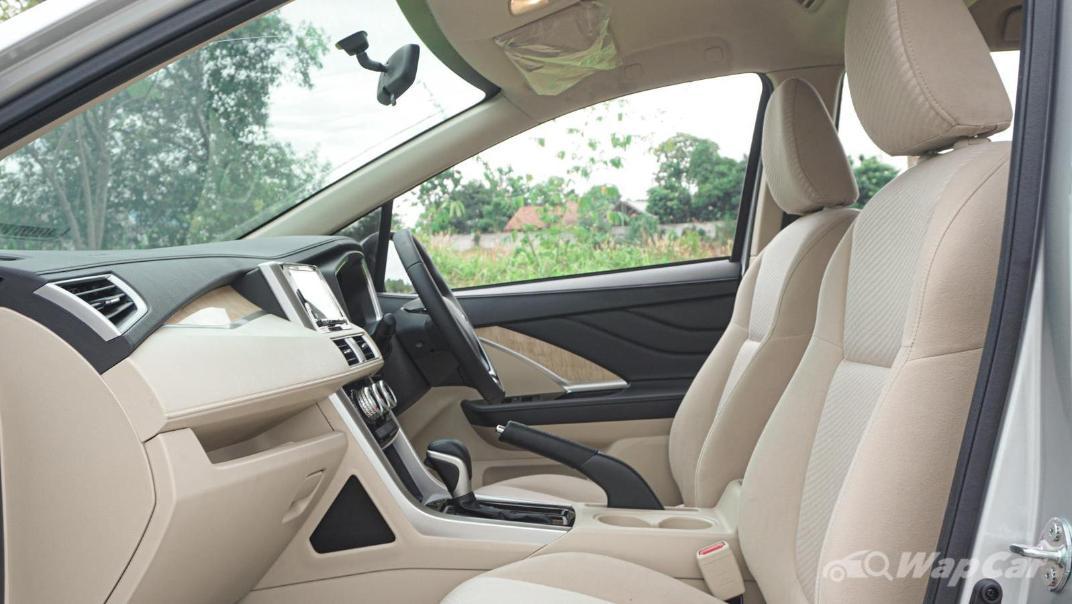 2020 Mitsubishi Xpander Upcoming Version Interior 018