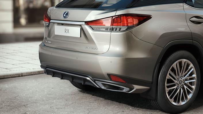 2021 Lexus RX 300 Luxury Special Edition Exterior 010