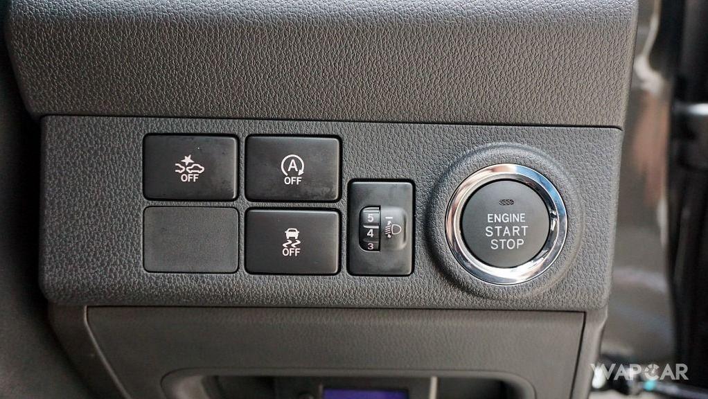 Perodua Aruz (2019) Interior 013