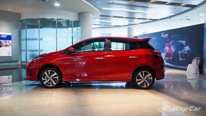 2021 Toyota Yaris 1.5G Exterior 001