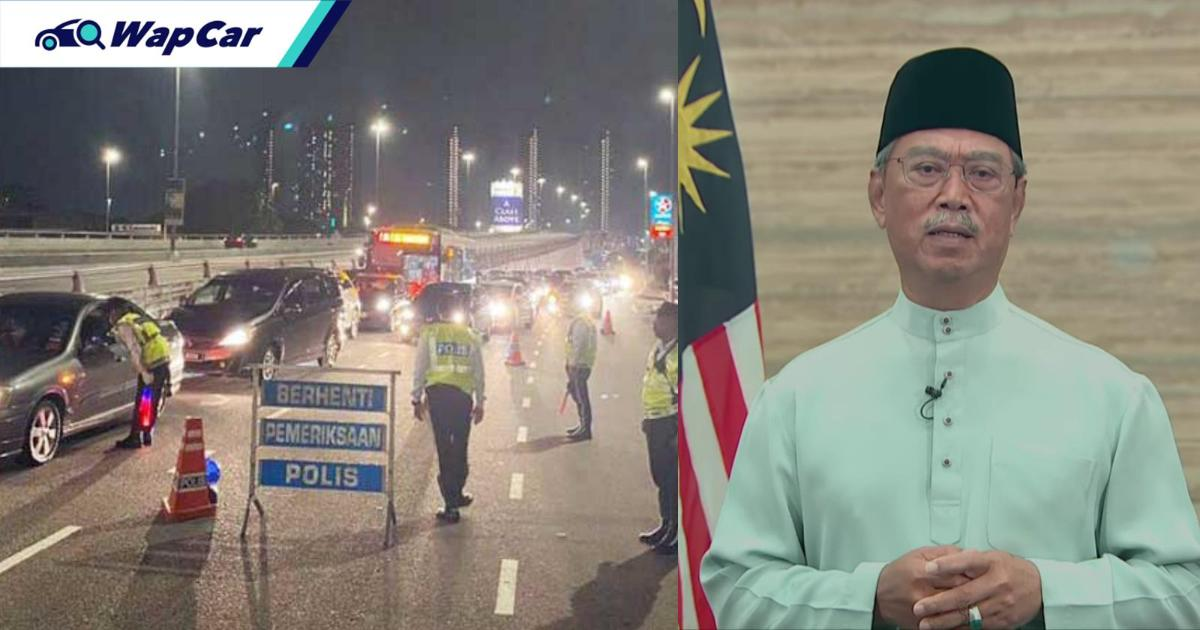 MCO 3.0 instated to whole Malaysia; Vehicles restricted to 3 passengers 01