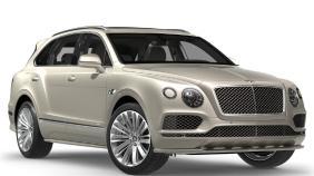 Bentley Bentayga (2019) Exterior 001