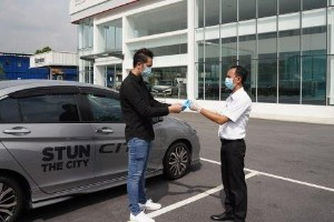 Honda Malaysia dealers commence full operations, reopen showrooms with adherence to safety guidelines