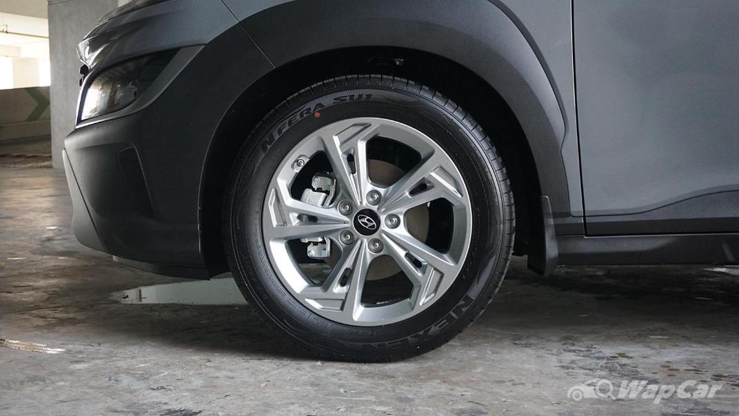 2021 Hyundai Kona 2.0 Standard Exterior 044