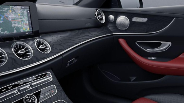 Mercedes-Benz E-Class Coupe (2018) Interior 008