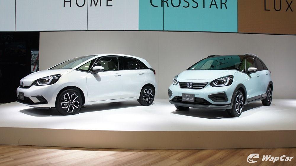 All-new 2020 Honda Jazz - Gallery of all five Japanese market variants 01