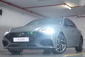 Leaked: 2021 Hyundai Sonata N Line – 290 PS and 8-speed DCT
