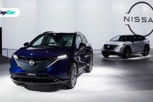 Nissan Ariya crossover SUV 100% elektrik baharu diperkenalkan