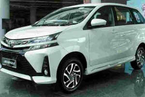 Is the Toyota Avanza a Toyota or a Daihatsu?