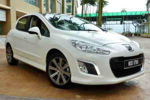 Used Peugeot 308 (T7) for RM 20,000; Save cost on the car for the repairs?