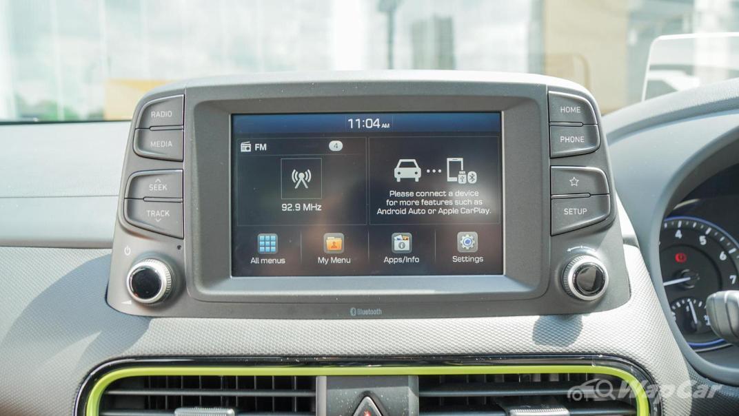 2020 Hyundai Kona 1.6 T-GDi High Interior 012