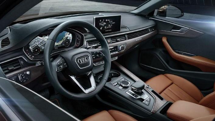 Audi A4 (2019) Interior 002