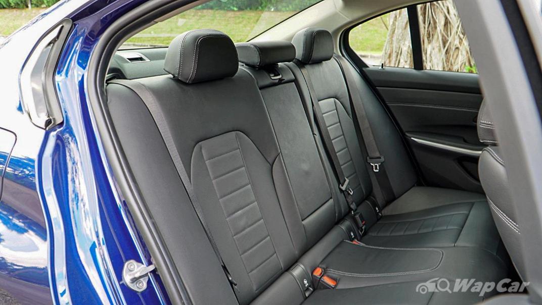 2020 BMW 3 Series 320i Sport Interior 071