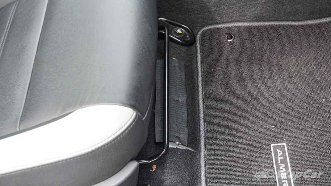 2020 Nissan Almera 1.0L VLT Interior 031