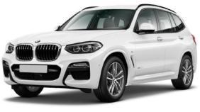 BMW X3 (2019) Exterior 001