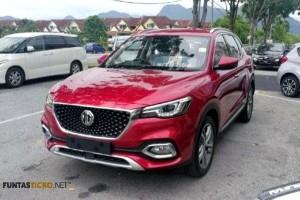 Intipan: MG HS, SUV paling berbaloi di Thailand bakal dijual di Malaysia?