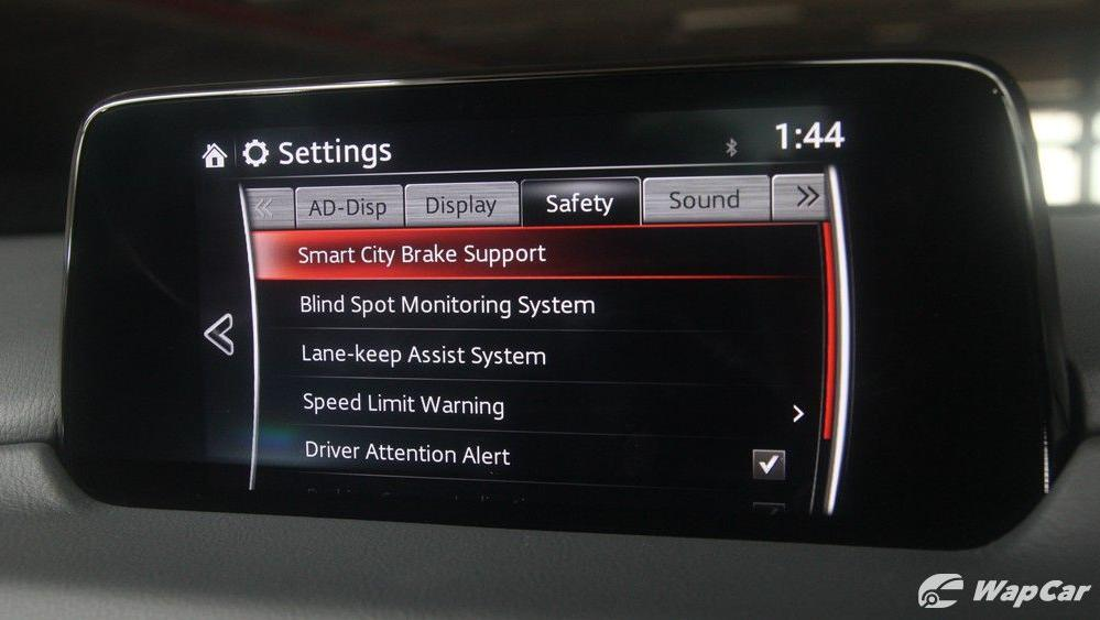 2019 Mazda CX-5 2.5L TURBO Interior 074