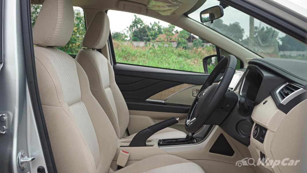 2020 Mitsubishi Xpander Upcoming Version Interior 015