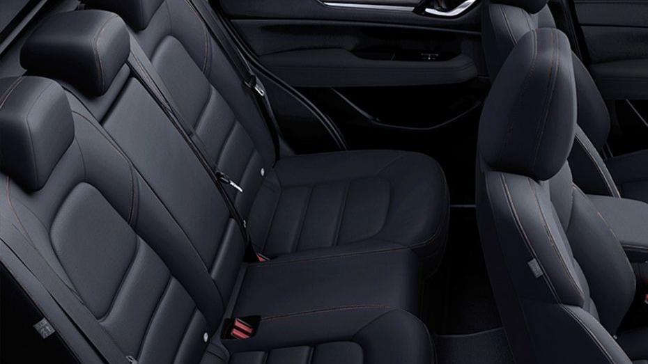 Mazda CX-5 (2018) Interior 010