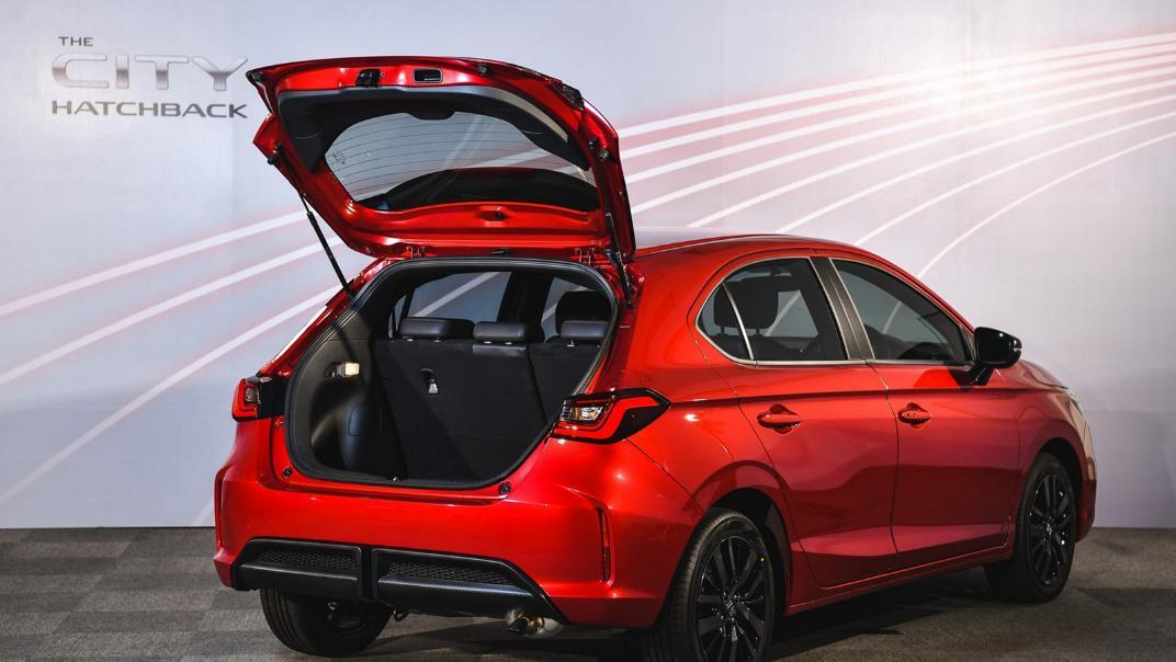 2021 Honda City Hatchback International Version Exterior 051