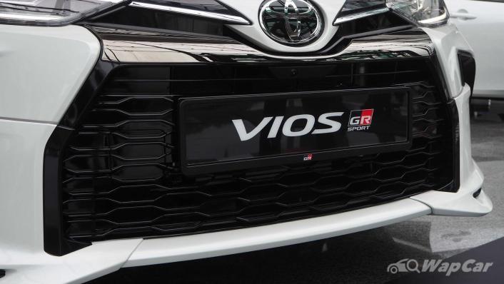 2021 Toyota Vios GR-Sport Exterior 007