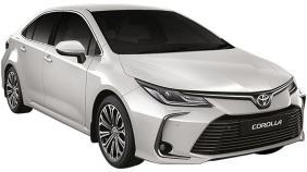 2019 Toyota Corolla Altis 1.8E Exterior 006
